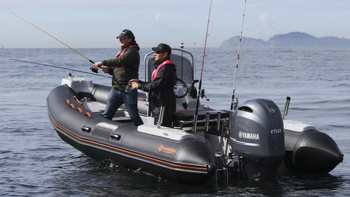 Tipos de pesca: Pesca desde semirrígida