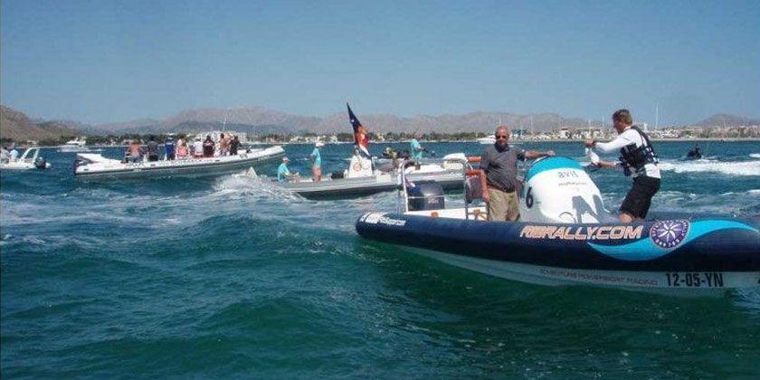Raid Motonautica de Mallorca