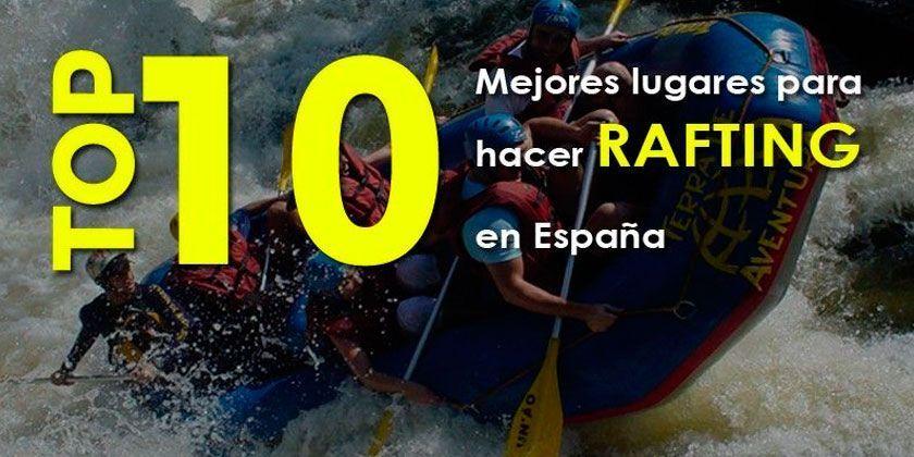 TOP 10 Rafting