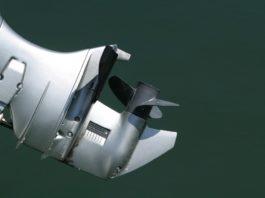 Hélice de motor fueraborda