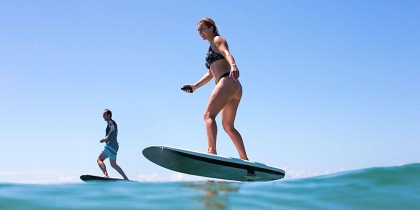 FliteBoard - Tabla de Surf con motor eléctrico