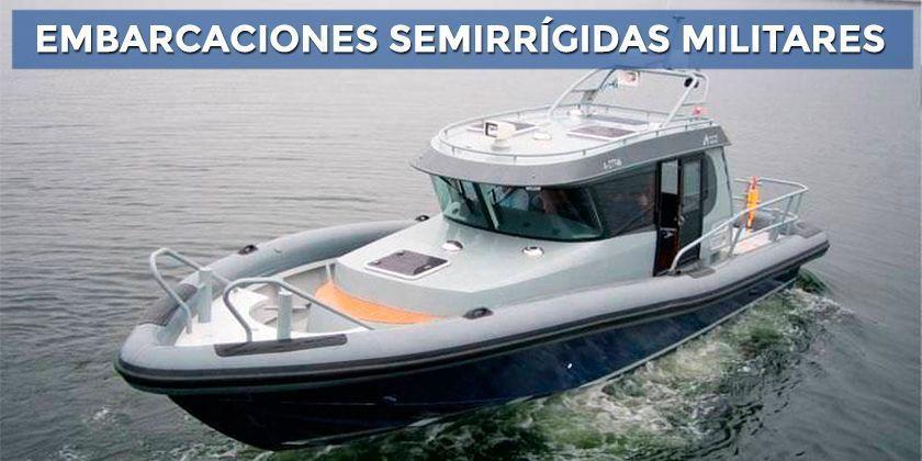 Embarcaciones semirrígidas militares - Sea Riders