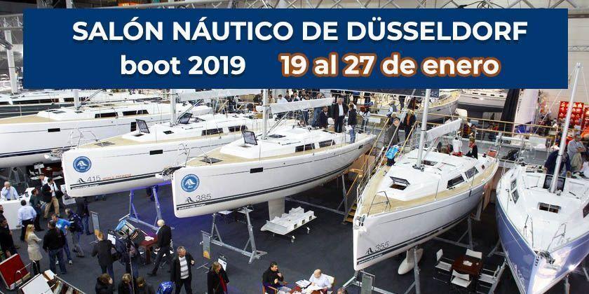 boot 2019 – Salón Náutico de Düsseldorf