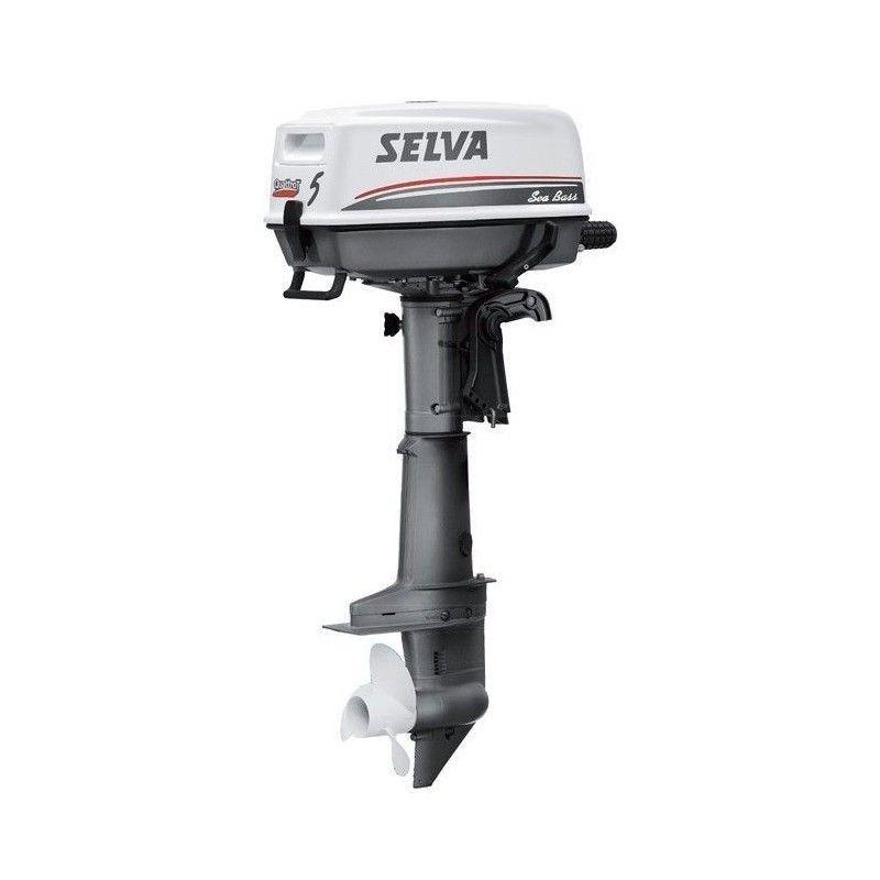Motor fueraborda Selva 5 HP