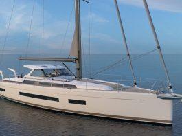 AMEL 60 Sailing