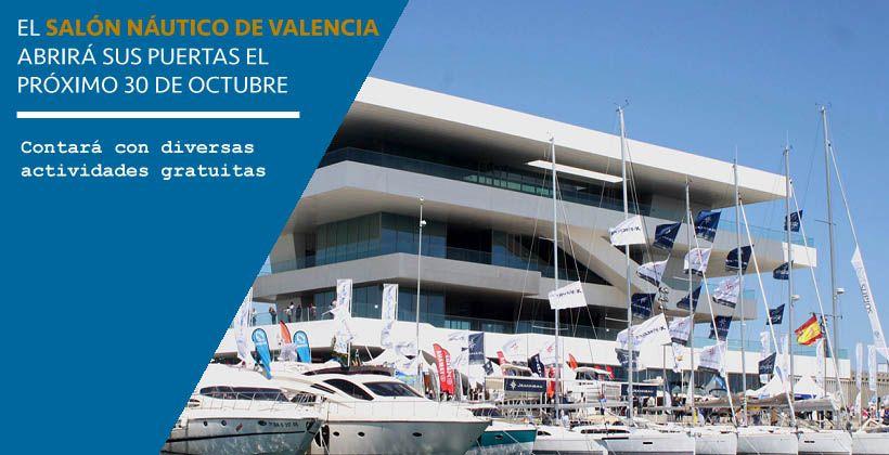 Salón náutico de Valencia 2019