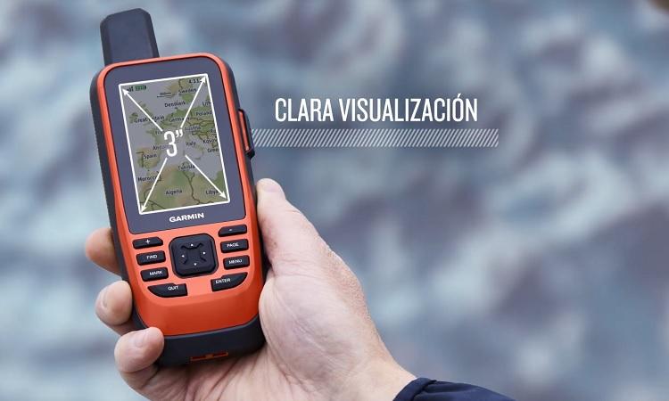 GPS de mano Garmin