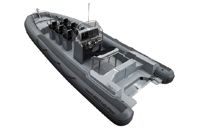 Marlin Boat 850 HD PRO completa