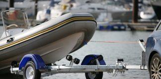 Accesorios para remolque de barcos