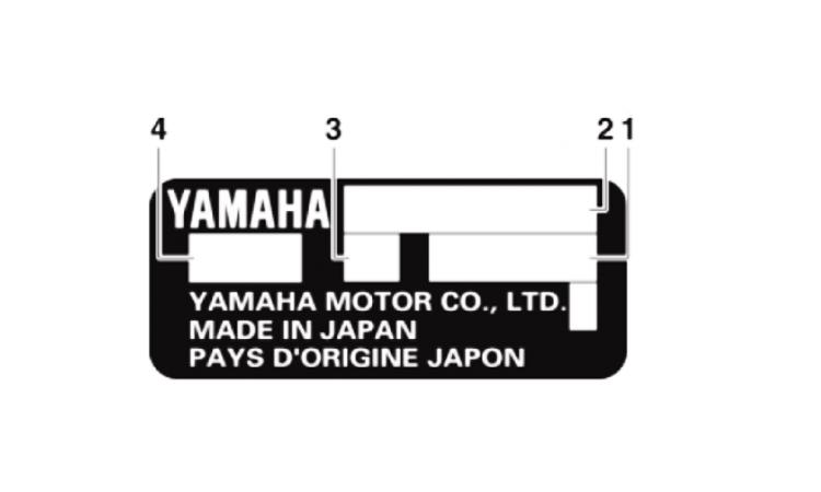 Modelo Yamaha