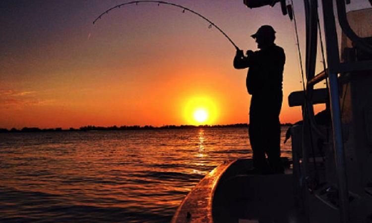 Pesca en embarcación
