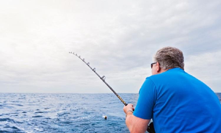 Pesca jigging deportiva