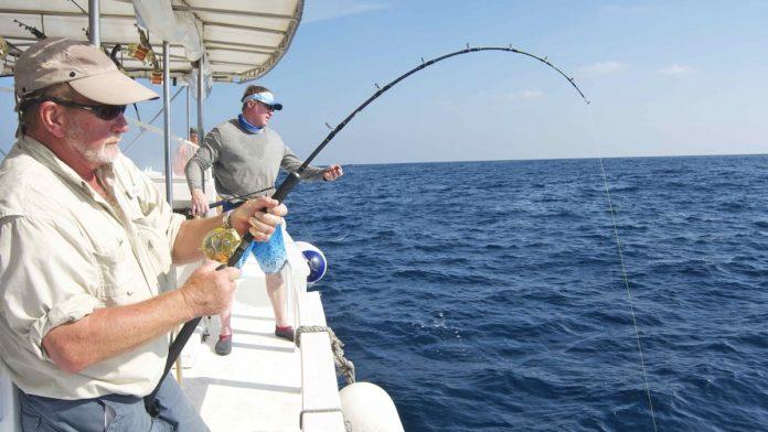Jigging pesca