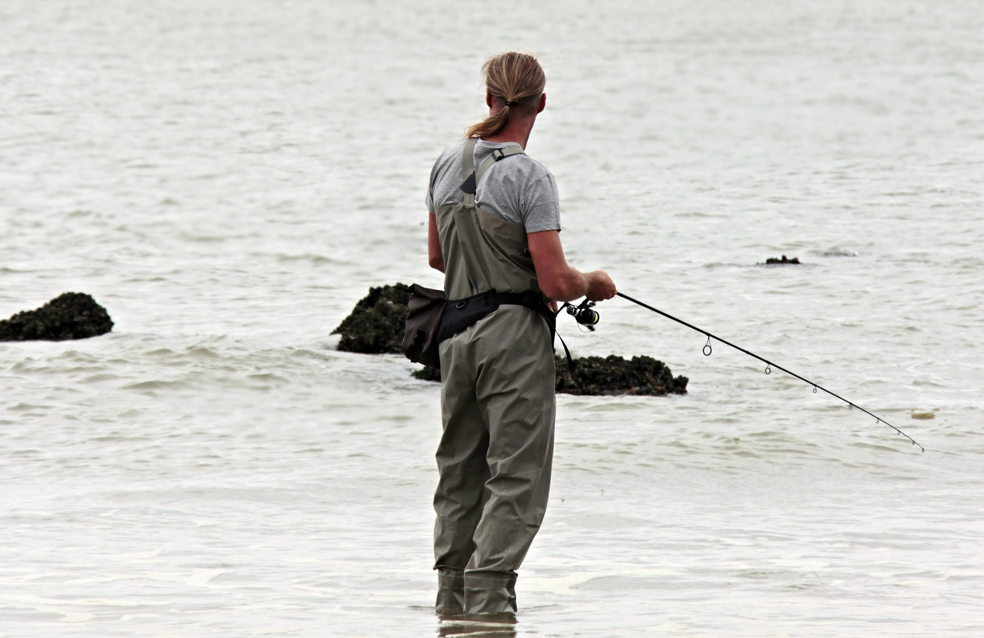Jornadas de pesca: ¿qué debemos llevar?