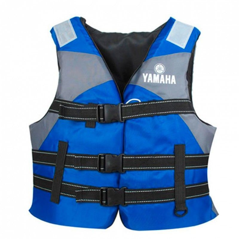 Paddle Surf - artículo - chaleco yamaha azul