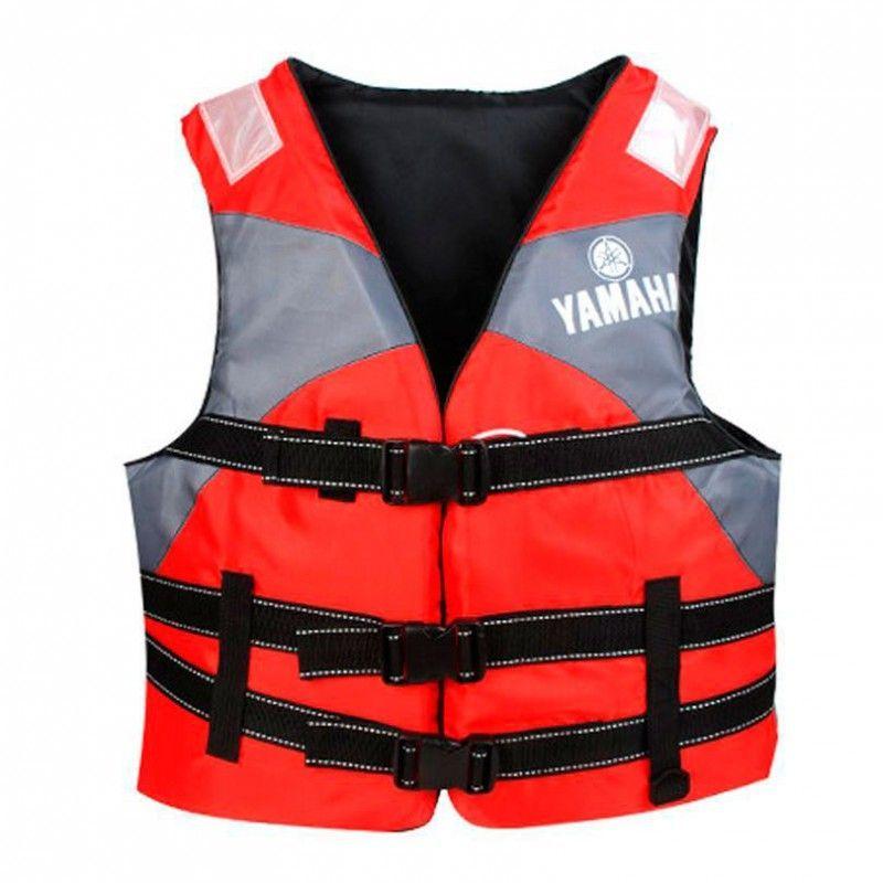 Paddle Surf - artículo - chaleco yamaha rojo