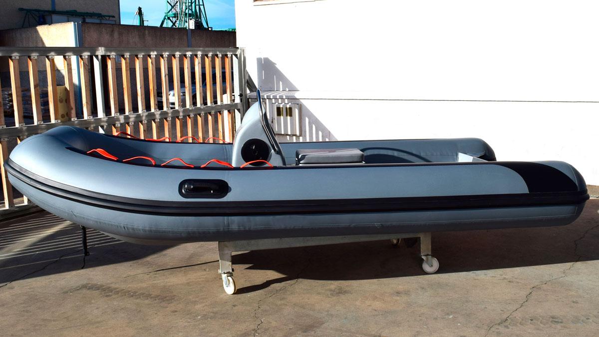 Semirrígida Cobra 400 Sport ¡Descúbrela!