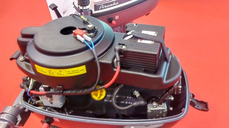 motores Selva con sistema de batería - artículo