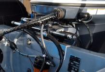 Direcciones hidráulicas para barcos